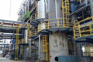 大庆石化柴油加氢项目